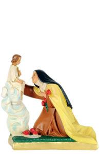 statua sacra in gesso di produzione arte barsanti presepi