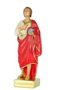 San Giuseppe Martire san michele di produzione arte barsanti statue in gesso e presepi artigianali