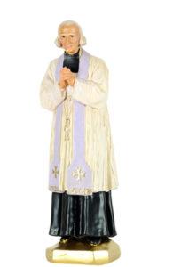 san curato d'ars di produzione arte barsanti statue in gesso e presepi lucca