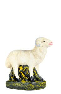 figura in gesso per presepe artigianato made in italy