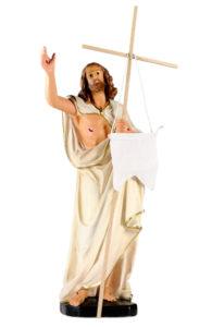 statua gesu di arte barsanti produzione presepi in gesso in toscana