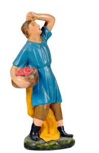 statuina presepe in gesso per presepi di arte barsanti