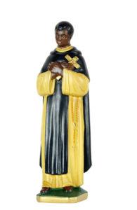 san martin de porres san michele di produzione arte barsanti statue in gesso e presepi artigianali