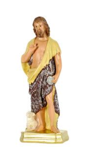 san giovanni adulto san michele di produzione arte barsanti statue in gesso e presepi artigianali