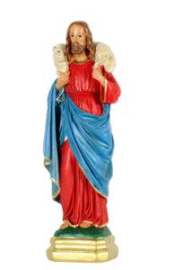 statua gesu di produzione arte barsanti presepi in gesso toscana lucca