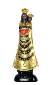 statua in gesso di madonna di produzione arte barsanti presepi toscana