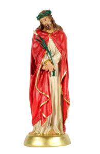 statua gesù di arte barsanti produzione presepi in gesso in toscana