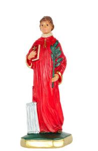 statua di san lorenzo produzione arte barsanti statue in gesso e presepi