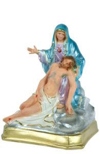 statua in gesso di arte brasanti produzione presepi in toscana